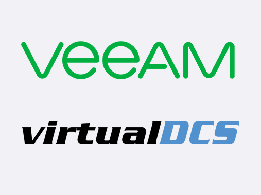 virtualDCS and Veeam