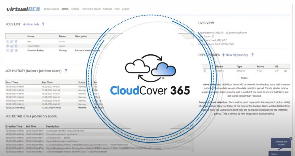 CloudCover 365 logo